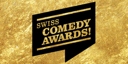 Swiss Comedy Awards 2017 SCA best Comedians Switzerland